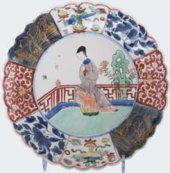 Famille verte Porcelaine Kangxi (1662-1722),