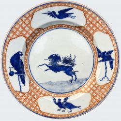Porcelaine Yongzheng (1723-1735) ou début de l'époque Qianlong (1735-1795), Chine