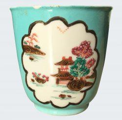 Porcelaine fin de l'époque Yongzheng (1723-1735) / début de l'époque Qianlong (1735-1795), Chine