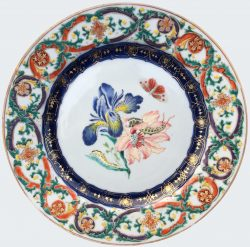 Famille rose Porcelaine Qianlong period (1736-1795), circa 1738, Chine