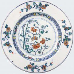 Porcelaine Kangxi (1662-1722) ou Yongzheng (1723-1735), China