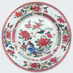 porcelaine Fin de la période Yongzheng (1723-1735), ou début de l'époque Qianlong (1736-1795), Chine