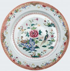 Porcelaine Qianlong (1736-1795), circa 1775, Chine