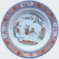 Porcelaine Kangxi (1662-1722) or Yongzheng period (1723-1735), Chine