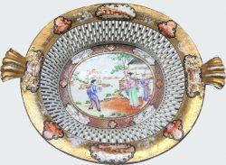 Porcelaine Fin de l'époque Qianlong (1736-1795), circa 1790-1800, Chine