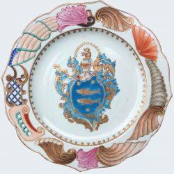 Porcelaine  Qianlong (1736-1795), circa 1740-43, Chine