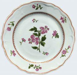 Porcelaine  Qianlong (1736-1795), circa 1760, Chine