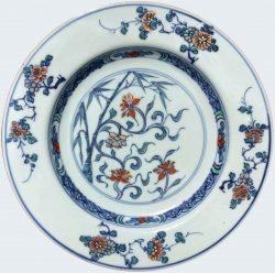 Porcelaine Kangxi (1662-1722) ou Yongzheng (1723-1735), Chine