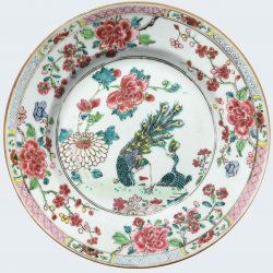 Famille rose Porcelaine fin de l'époque Yongzheng (1723-1735), début de l'époque Qianlong (1736-1795), circa 1730-1740, Chine