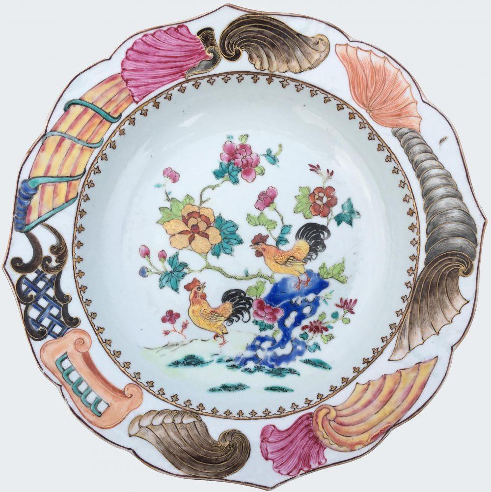 Porcelaine Qianlong (1735-1795), circa 1740-1760, Chine