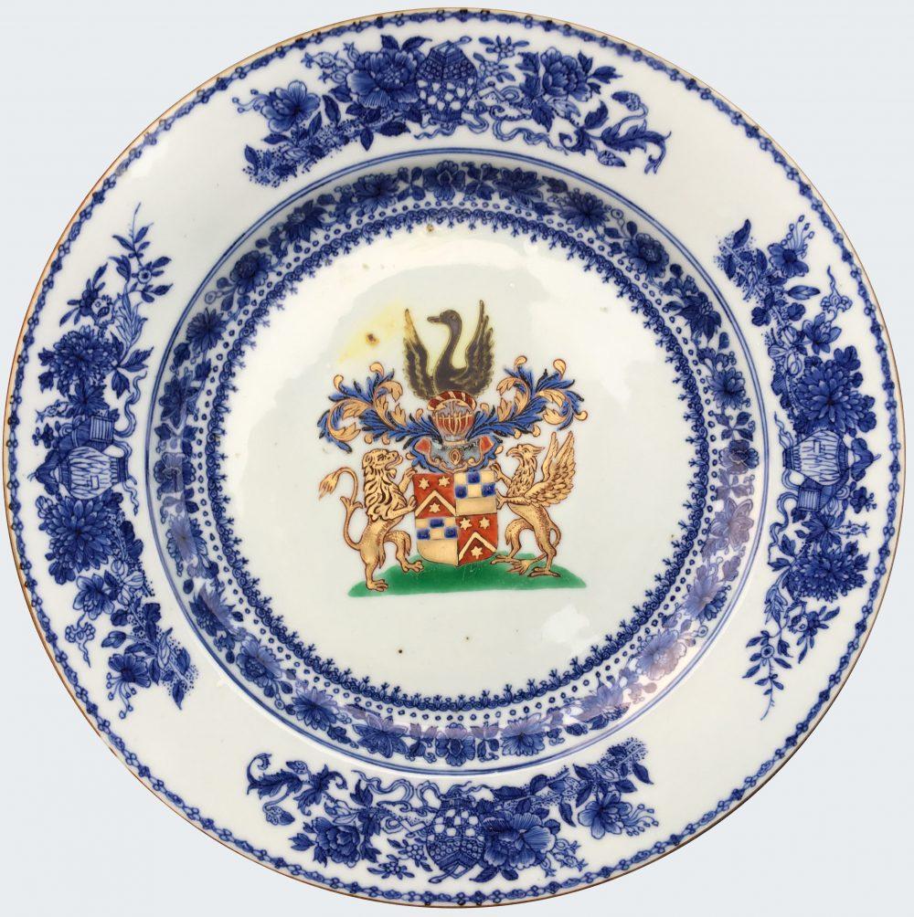 Porcelaine Qianlong (1735-1795), circa 1735-1740,