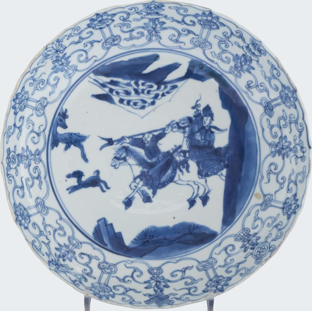 Porcelaine Kangxi (1662-1722), China