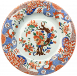 Famille rouge Porcelaine Yongzheng (1723-1735),