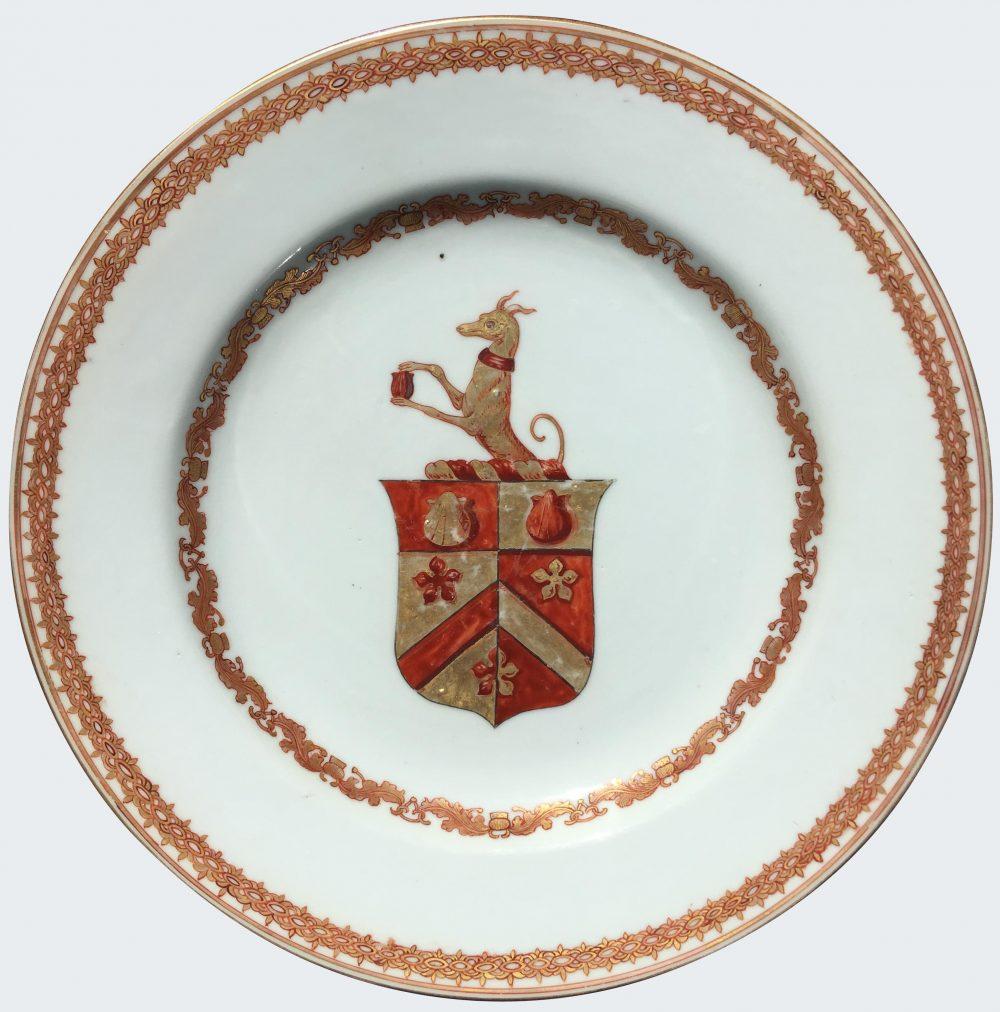 Porcelaine Qianlong (1735-1795), circa 1730-1740, Chine