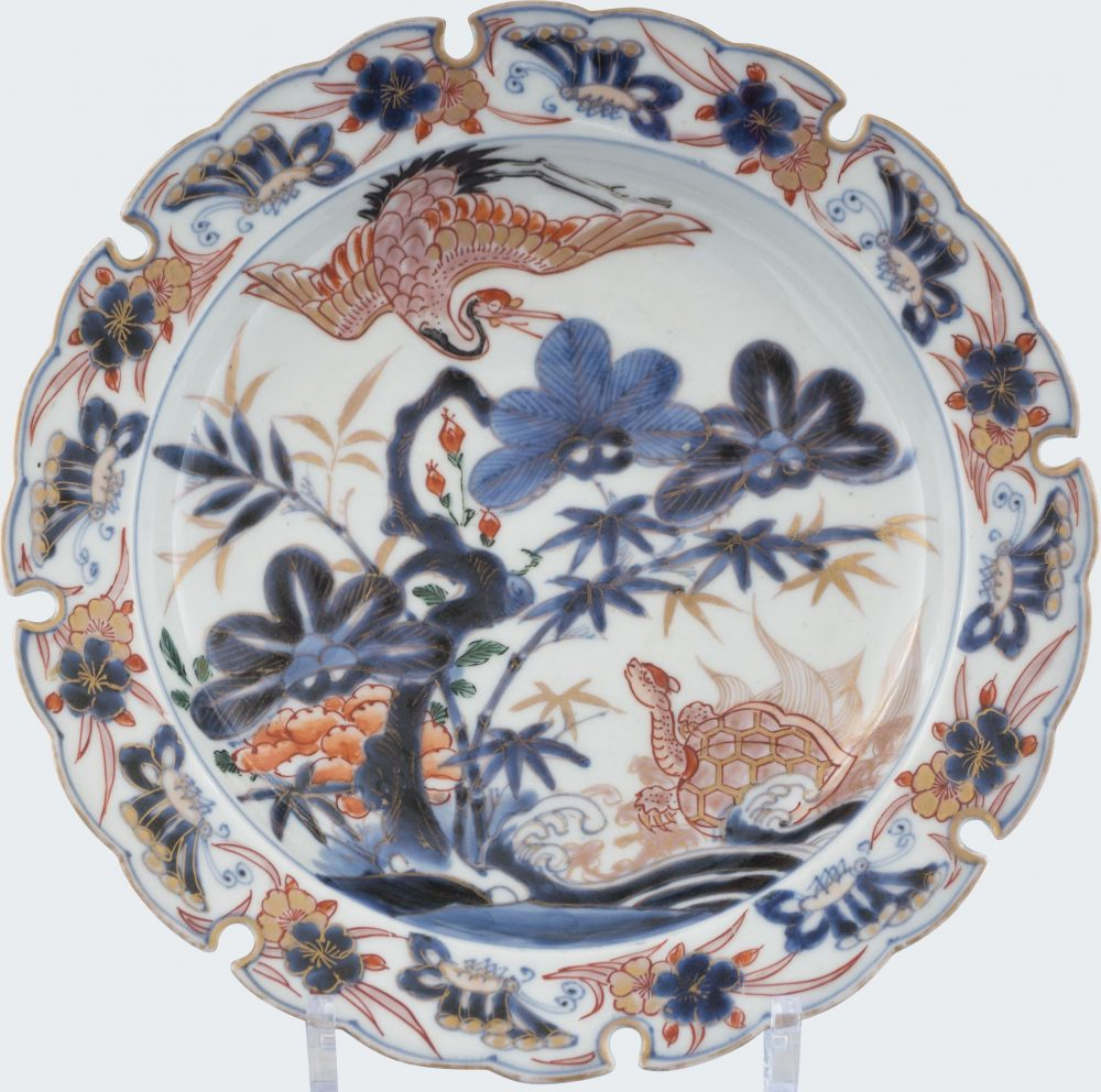 Porelaine Edo (1603-1868), fin du XVIIIe-début du XIXe siècle, Japon