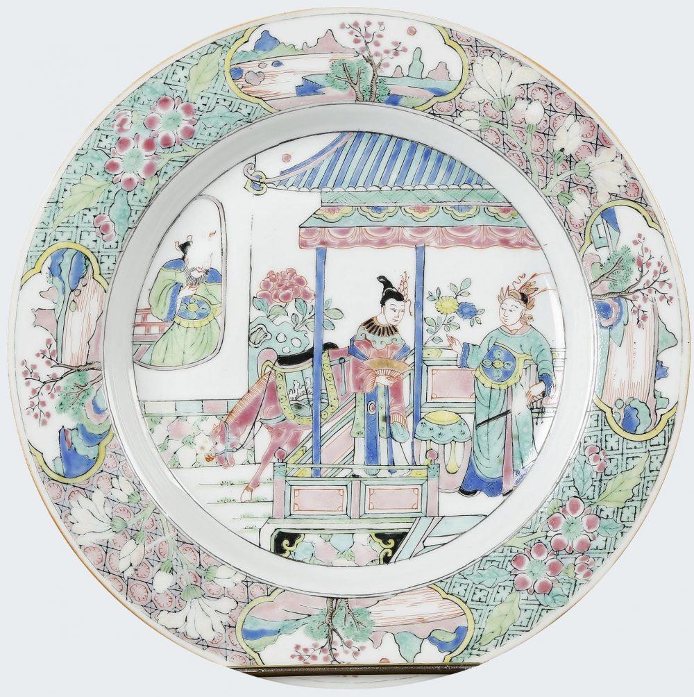 Porcelaine Yongzheng (1723-1735), circa 1723, Chine