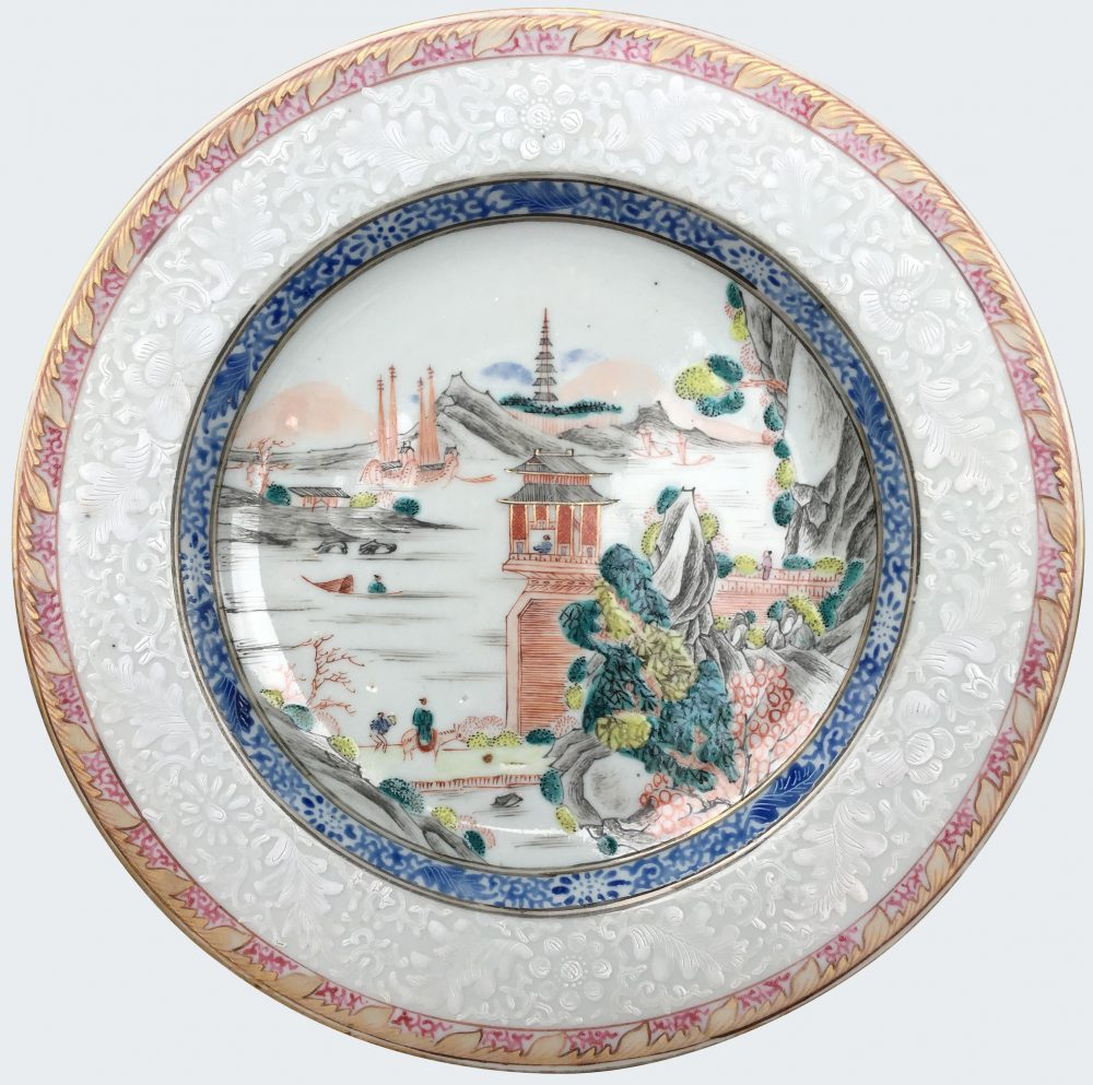 Porcelaine Yongzheng (1723-1735), China