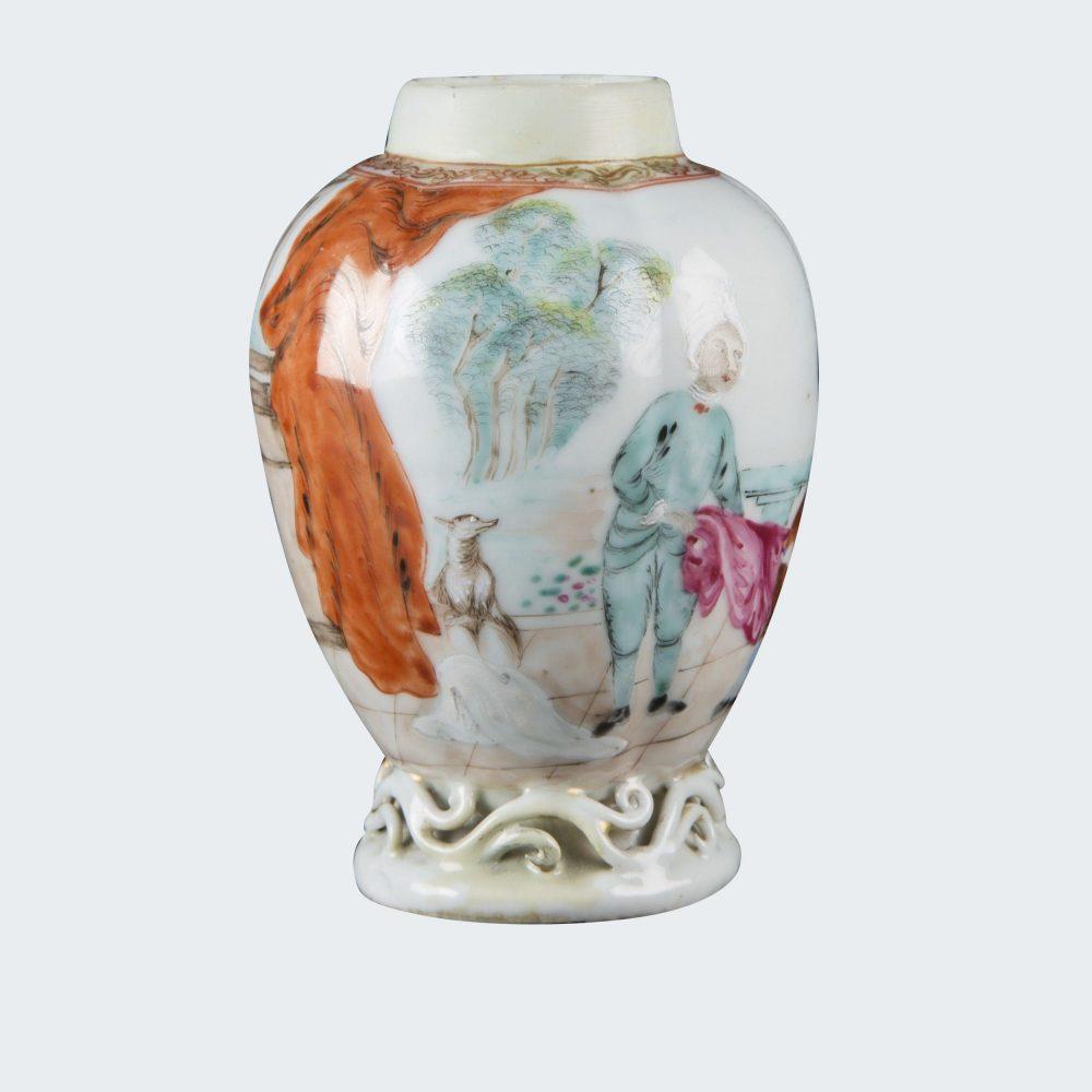 Porcelaine Qianlong (1735-1795), vers 1760, Chine