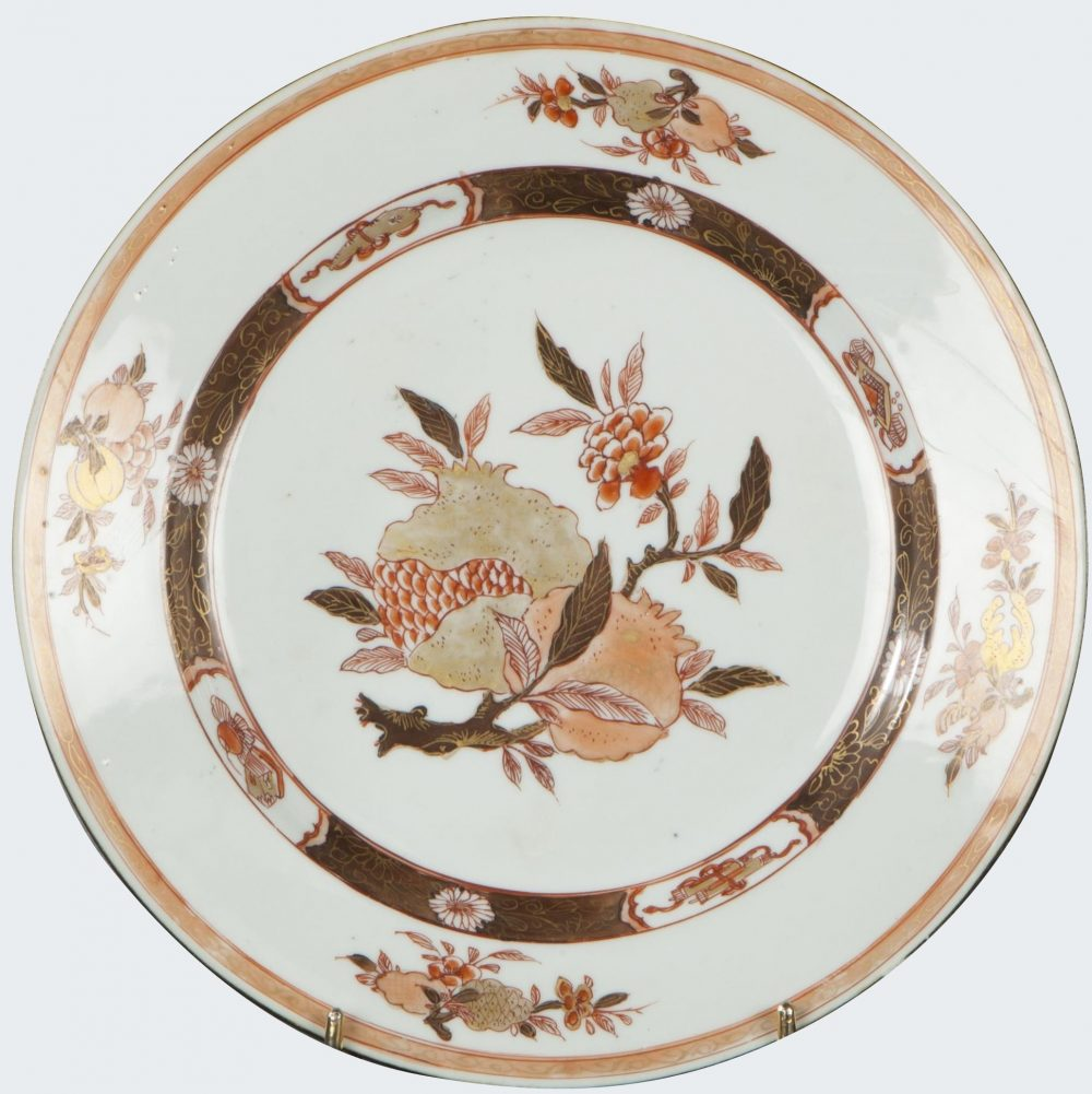 Porcelaine Yongzheng (1723-1735), Chine
