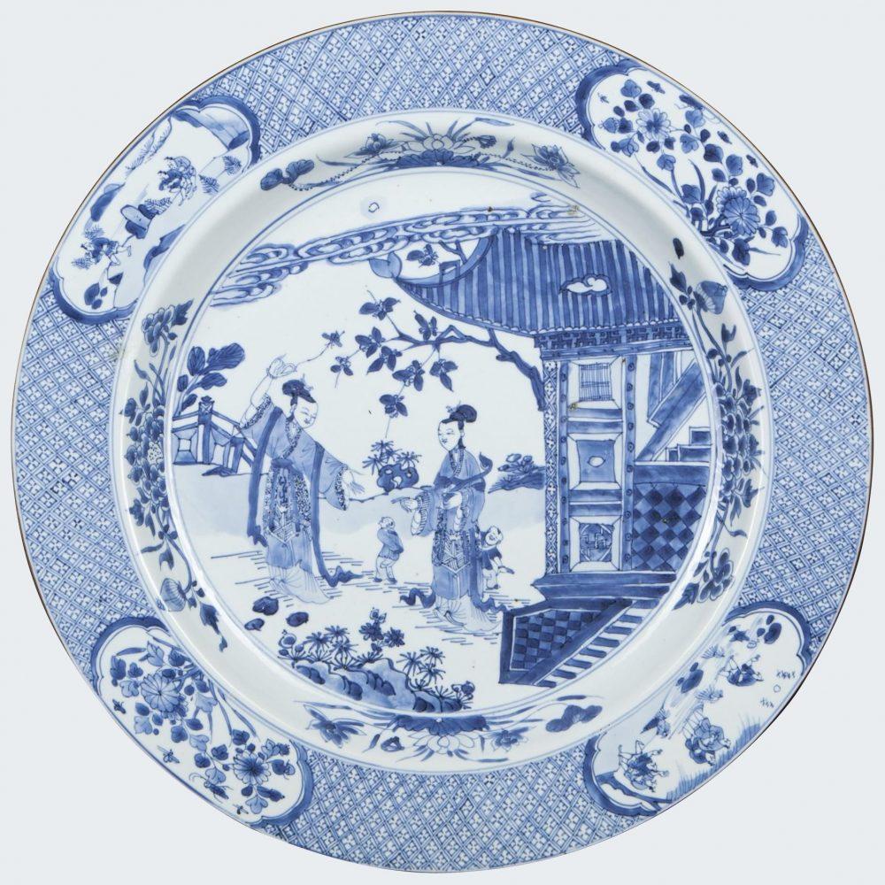 Porcelaine fin de l'époque Kangxi (1662-1722) / début de l'époque Yongzheng (1723-1735), Chine