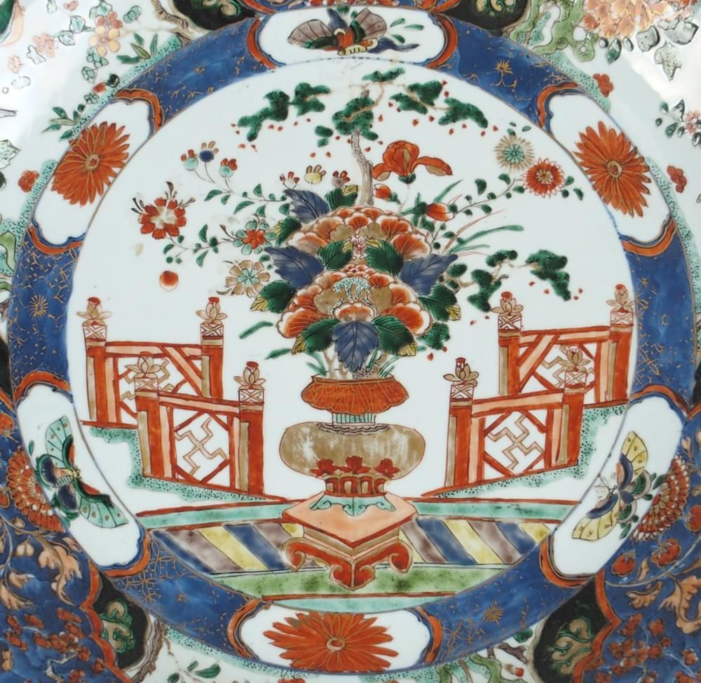 Porcelaine Kangxi (1662-1722), circa 1715/1725, Chine (Jingdezhen)