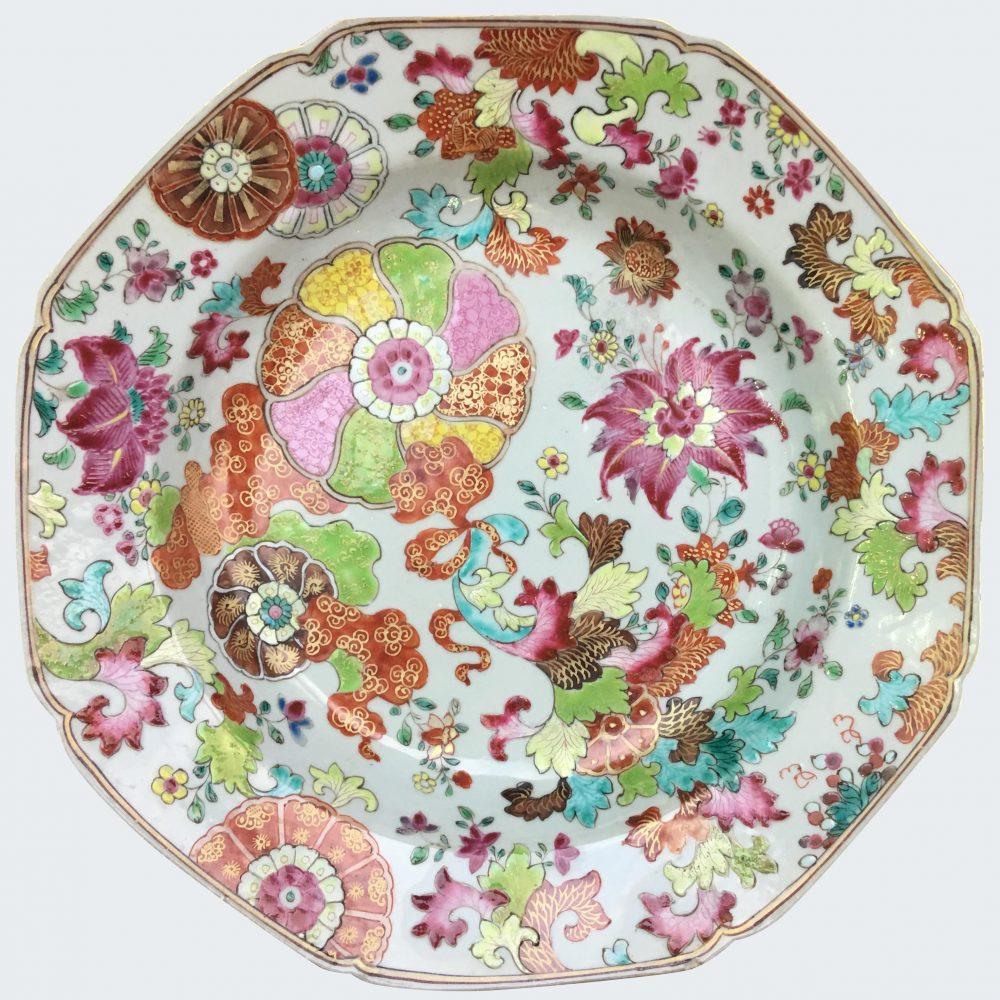 Porcelain Qianlong period (1736-1795), circa 1770, Chine