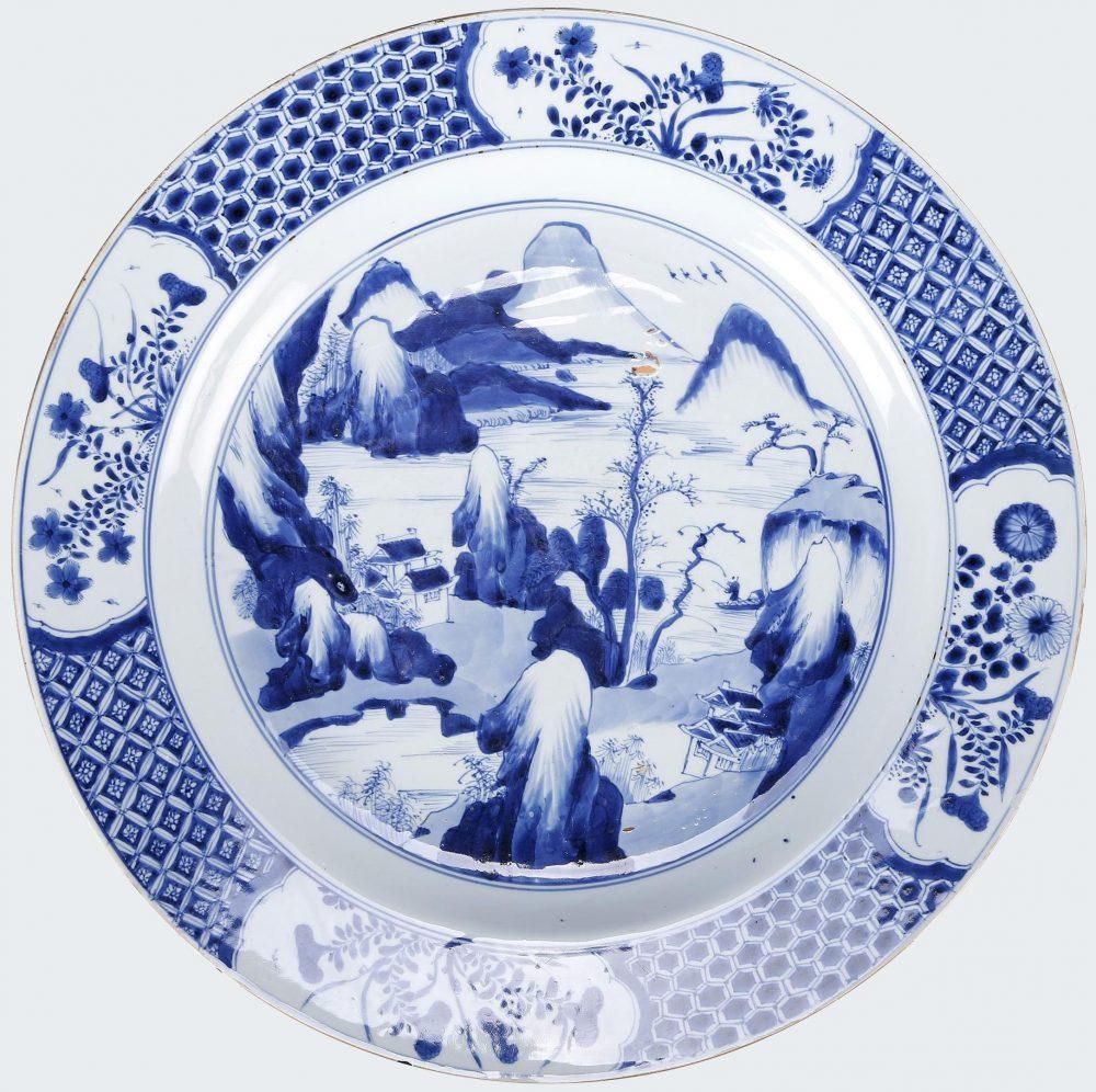 Porcelaine Kangxi (1662-1722), circa 1700-1720., Chine