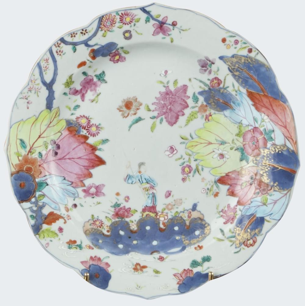 Porcelaine Qianlong (1735-1795), vers 1775, Chine