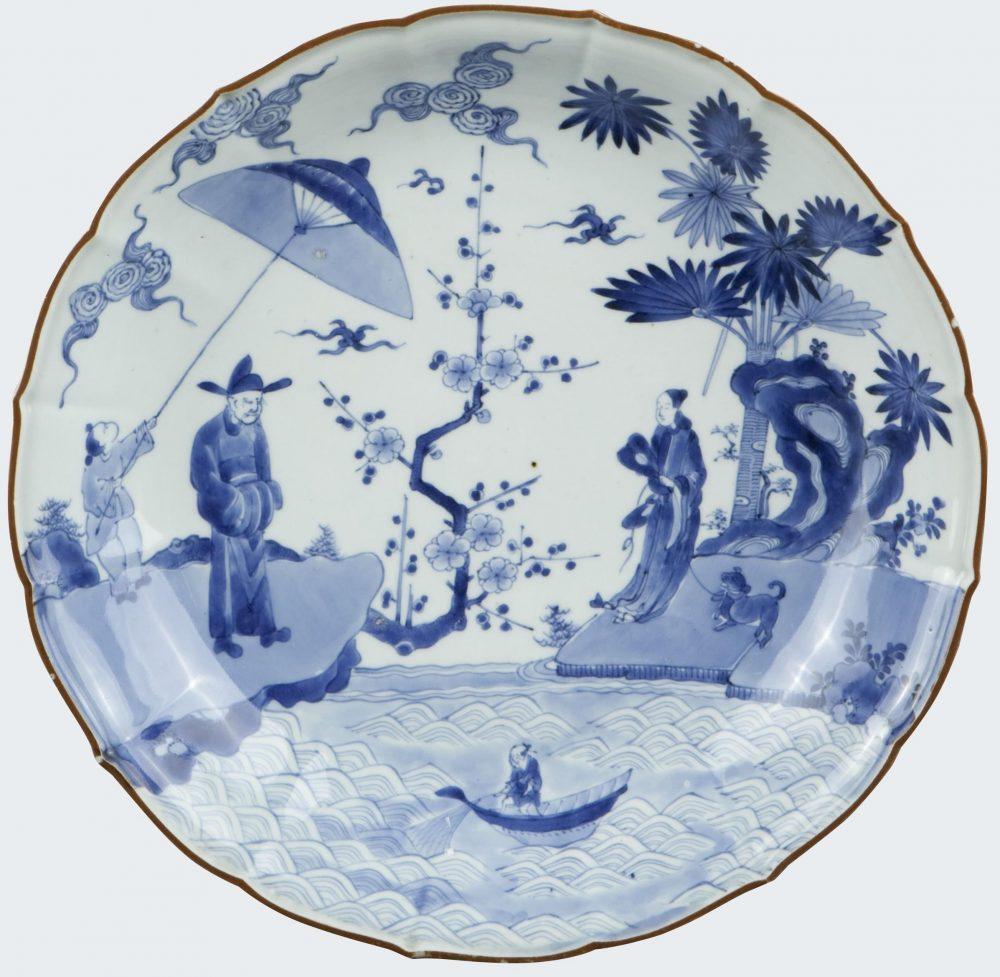 Porcelaine Edo (1603-1867), vers 1690-1710, Japon