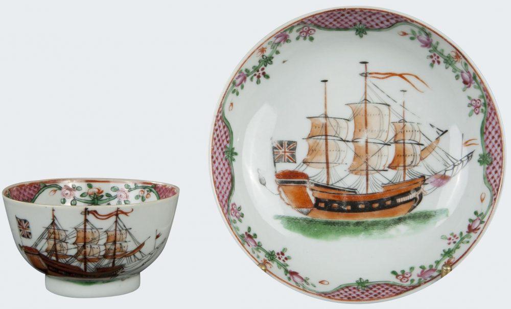 Porcelaine Qianlong (1736-1795), vers 1775, Chine
