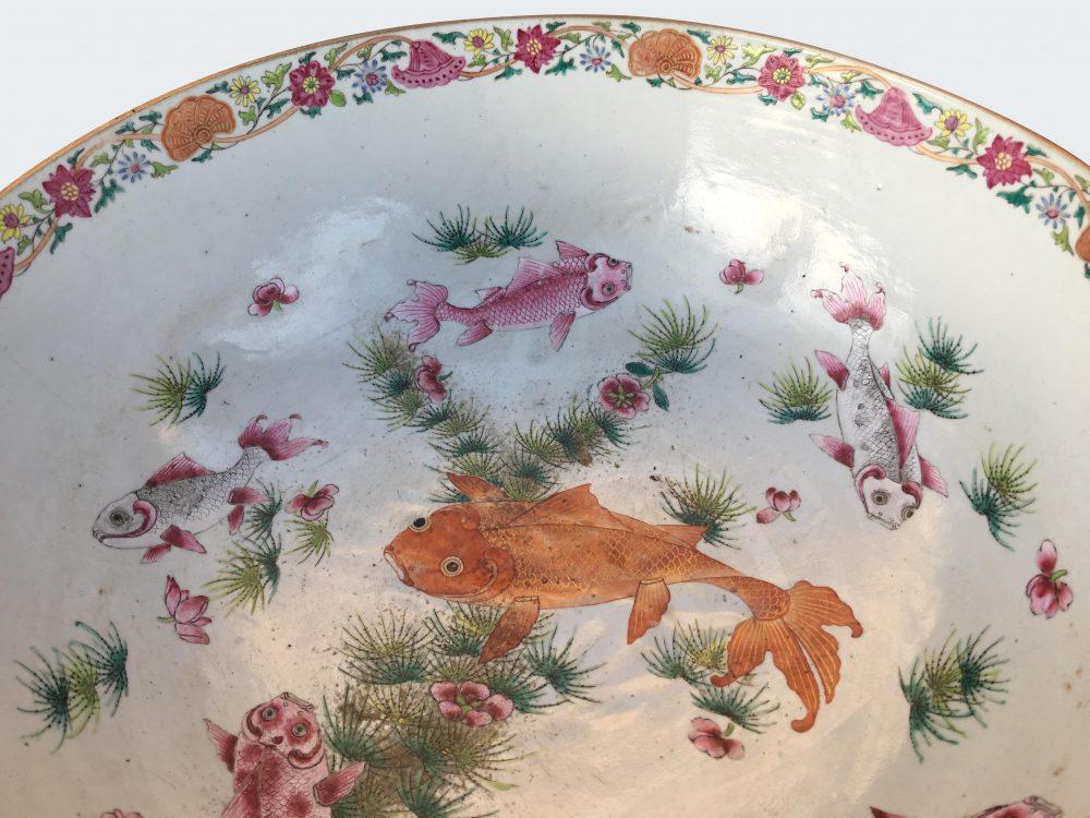 Famille rose Porcelaine  Début de l'époque Qianlong (1735-1795), circa 1735-1740, Chine