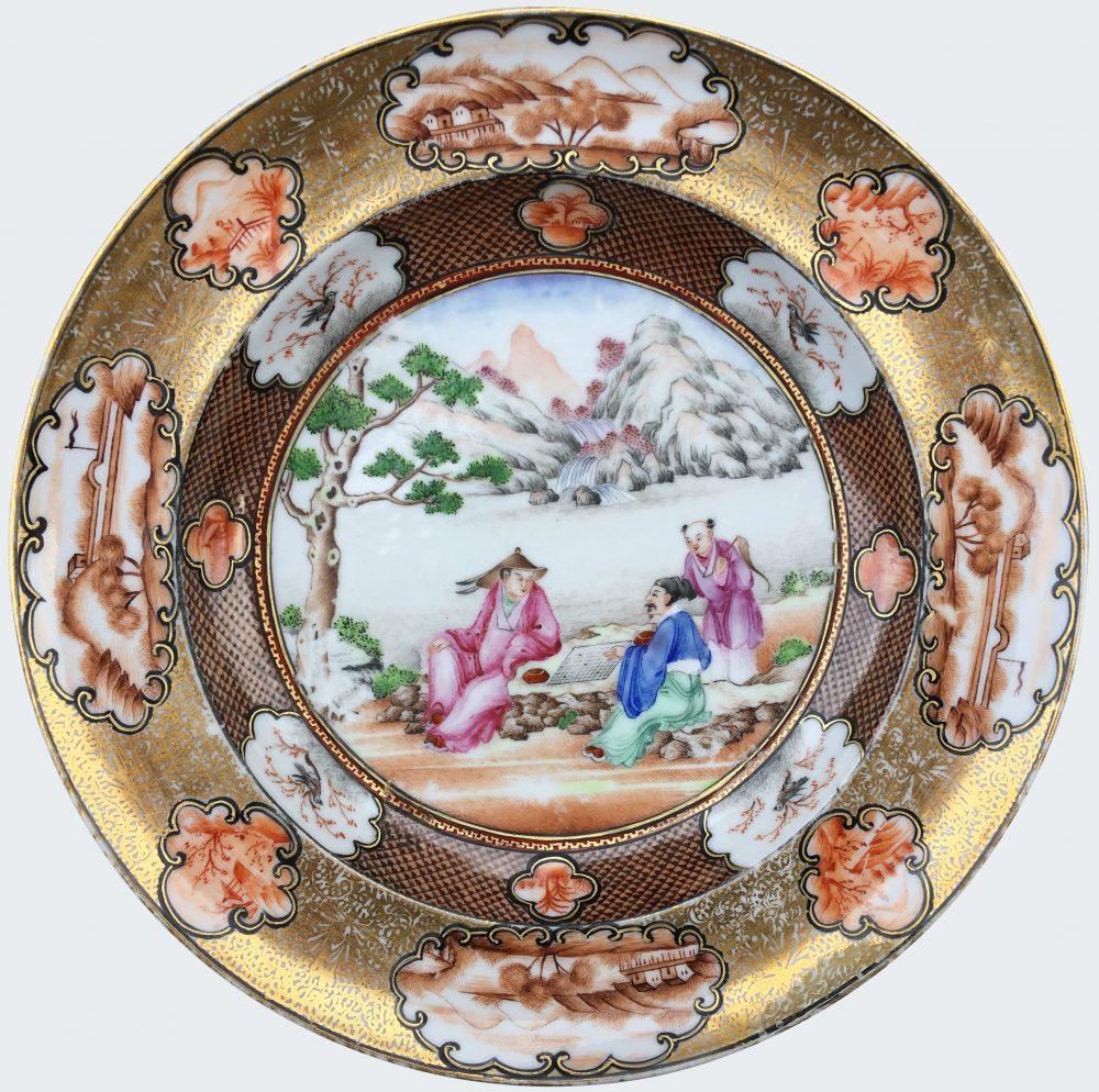 Porcelaine Late Qianlong (1736-1795), circa 1790-1800, Chine