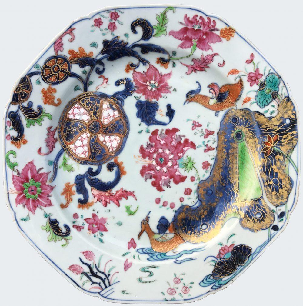 Porcelaine Qianlong (1735-1795), circa 1750-1760, Chine