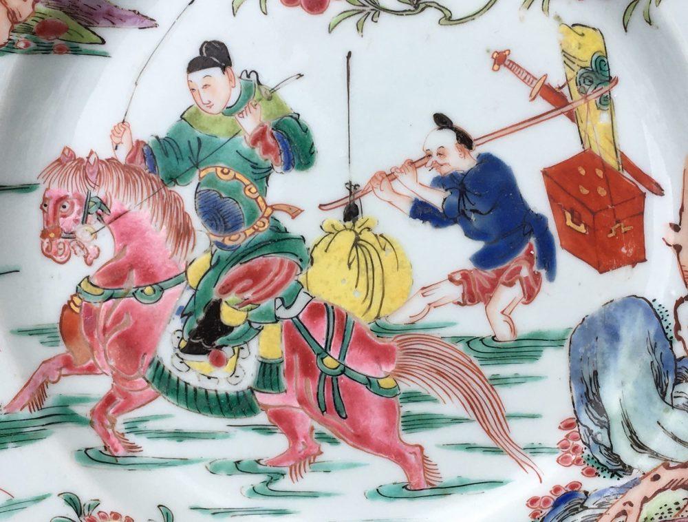 Porcelaine Yongzheng (1723-1735), Chine (Jingdezhen)