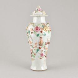 Famille rose Porcelaine Qianlong (1735-1795), Chine