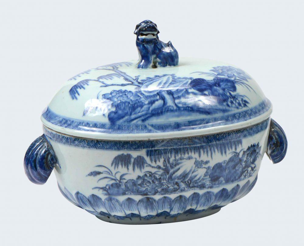 Porcelaine Qianlong (1735-1795), circa 1730/1740, Chine