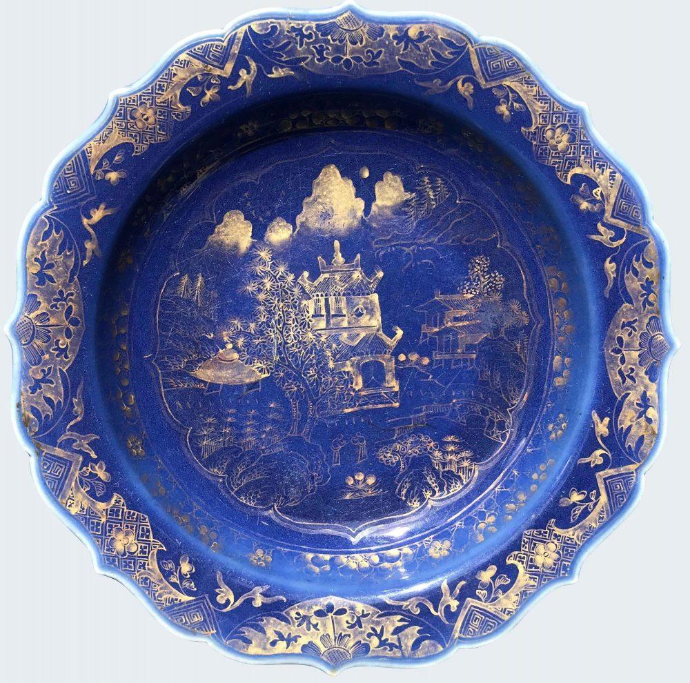Porcelain 18e/19e siècle, Chine