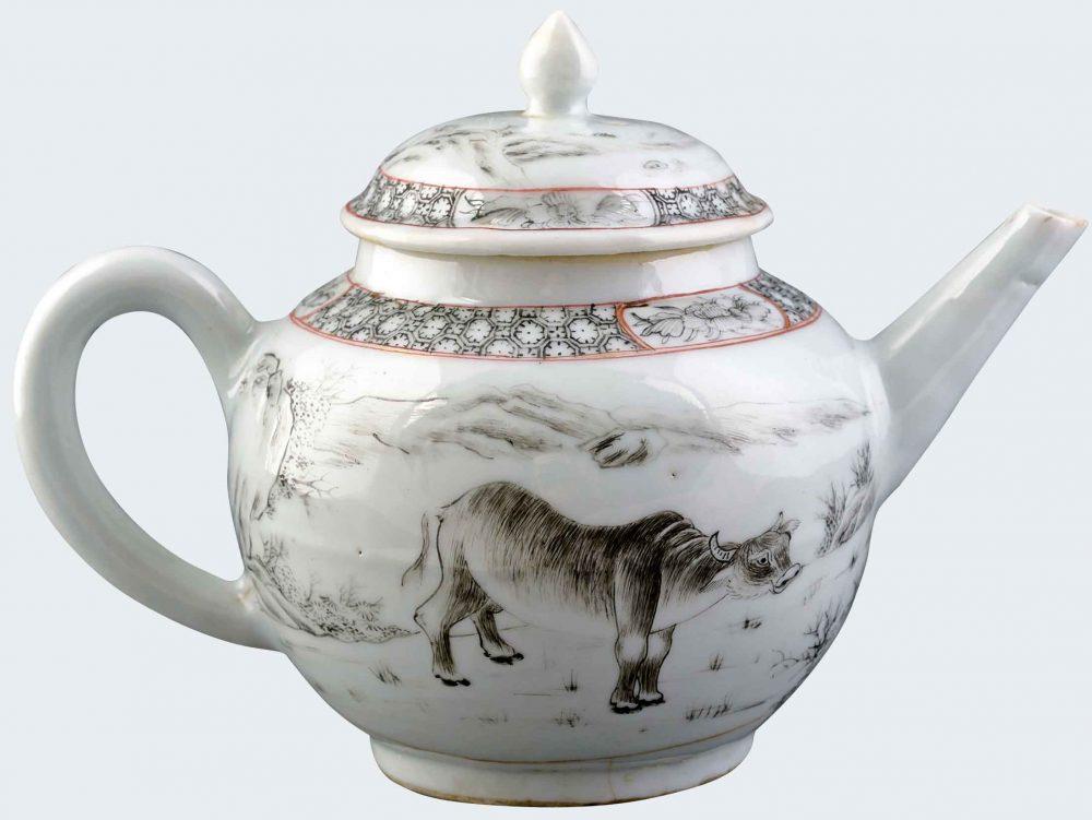 Porcelain Yongzheng (1723-1735), Chine