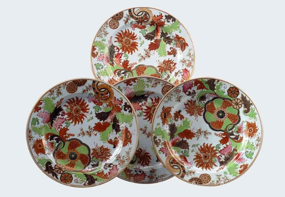 Porcelaine Qianlong (1735-1795), après 1770, Chine