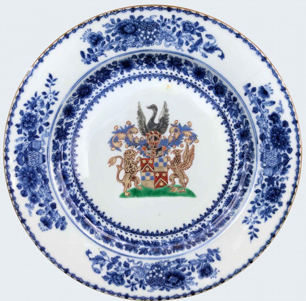 Porcelain Qianlong (1735-1795), Chine