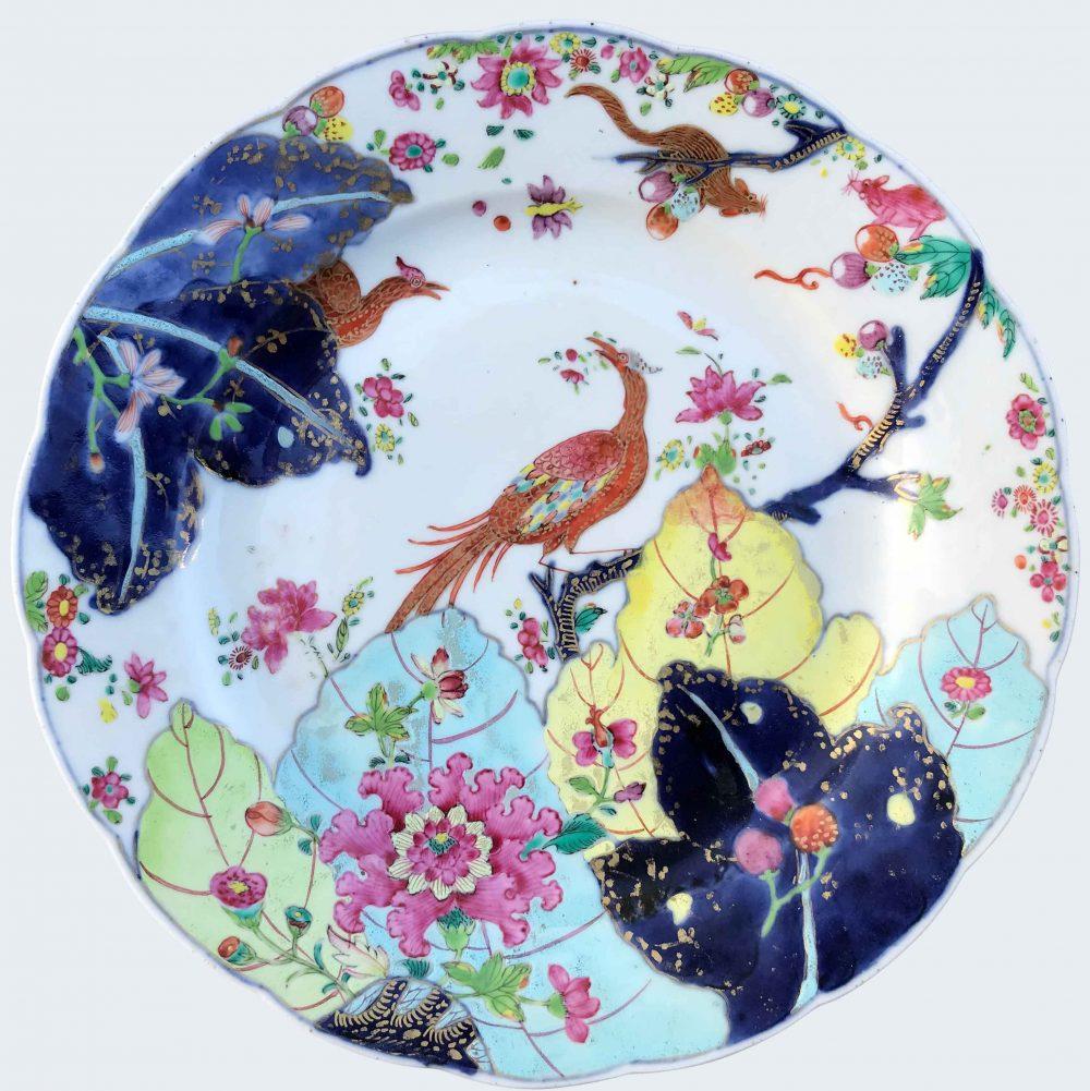 Porcelaine Fin du 18eme siècle/début du 19eme siècle , Chine