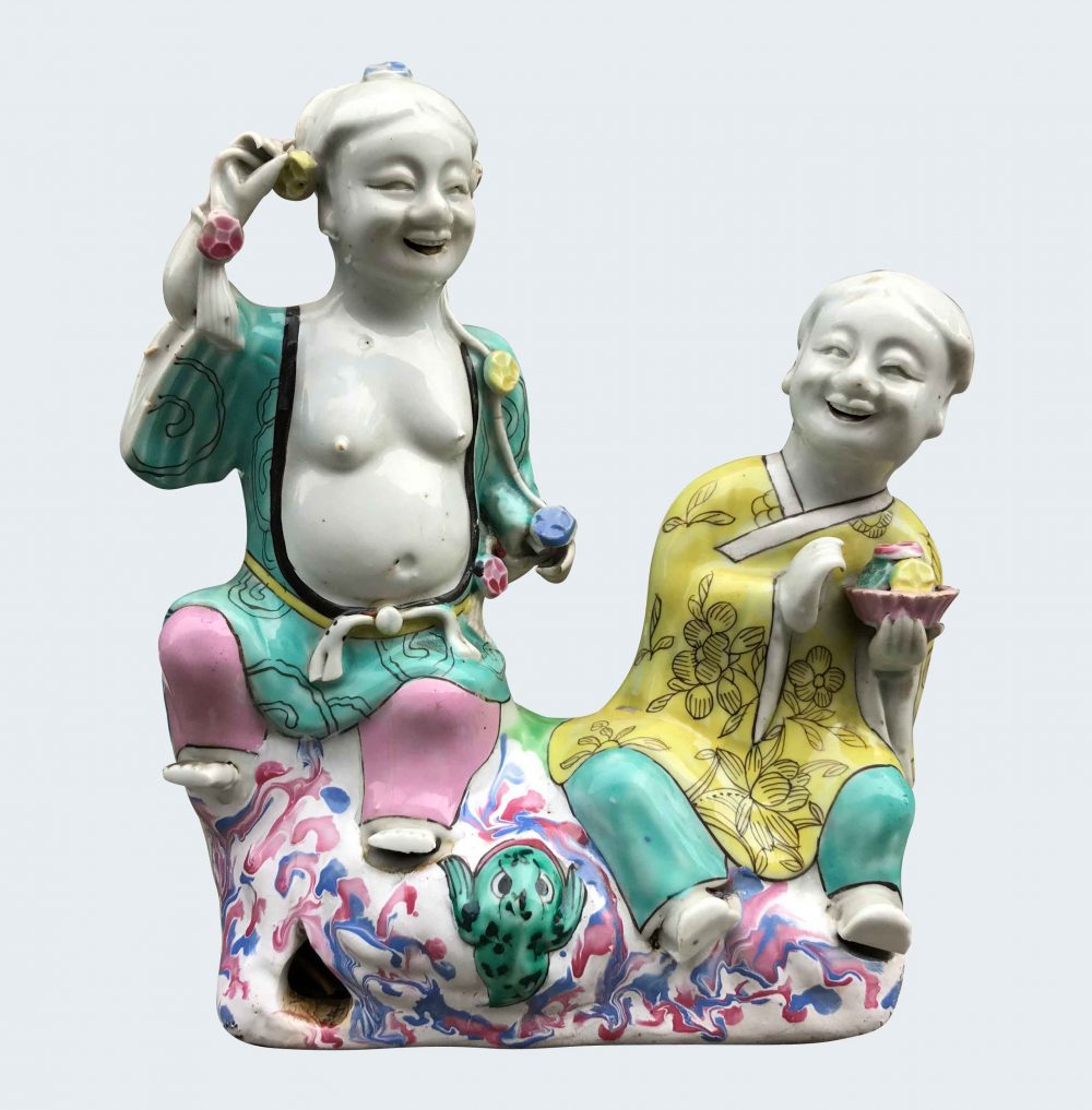 Porcelaine Qianlong (1735-1795), circa 1795, Chine