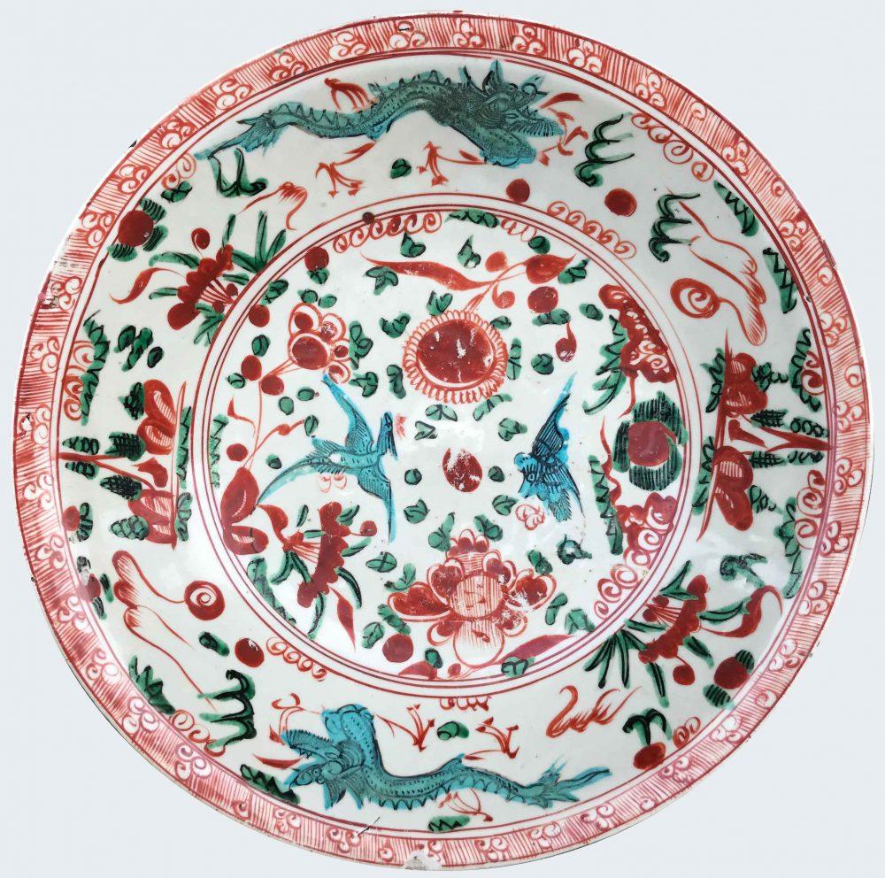 Porcelaine Dynastie Ming 16th/17th century, Chine - Fours de Zhangzhou