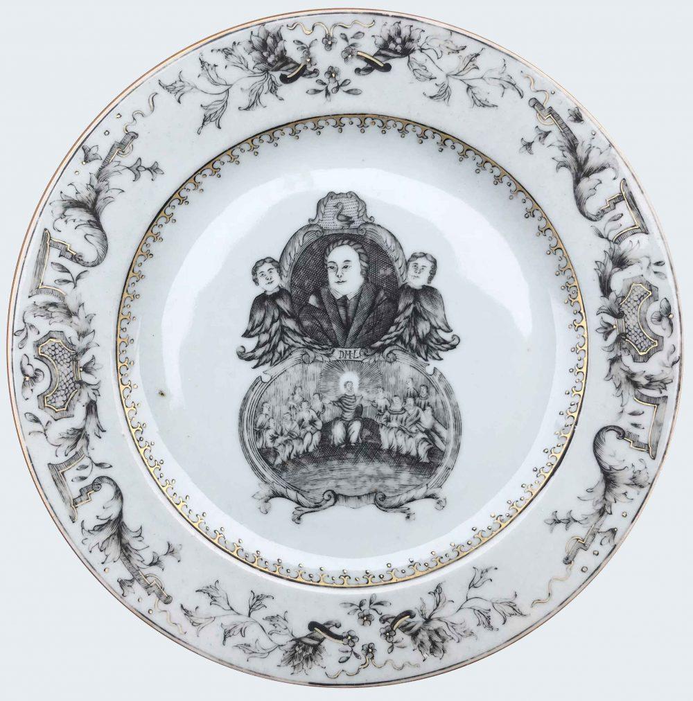 Porcelaine Qianlong (1735-1795), circa 1740/1760, Chine