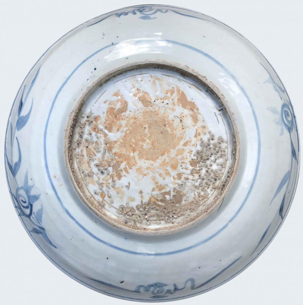 Porcelaine Dynastie Ming, période Wanli (1573-1619), circa 1600-1619, Chine, Préfecture de Zhangzou, Fujian