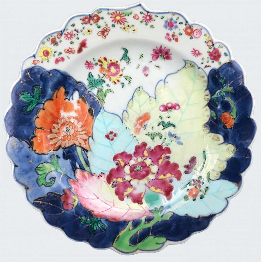 Porcelaine Qianlong (1735-1795), after 1775, Chine