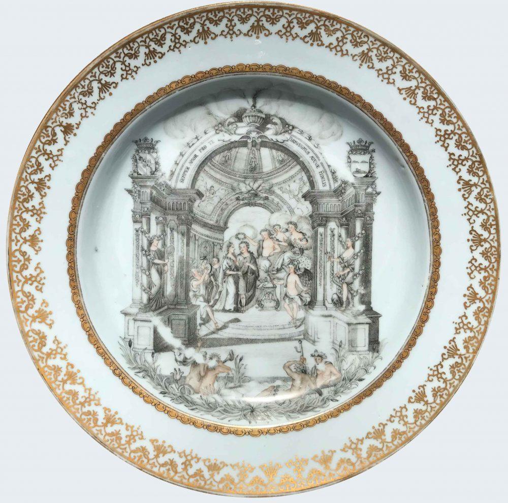 Porcelaine Yongzheng (1723-1735), circa 1735, Chine