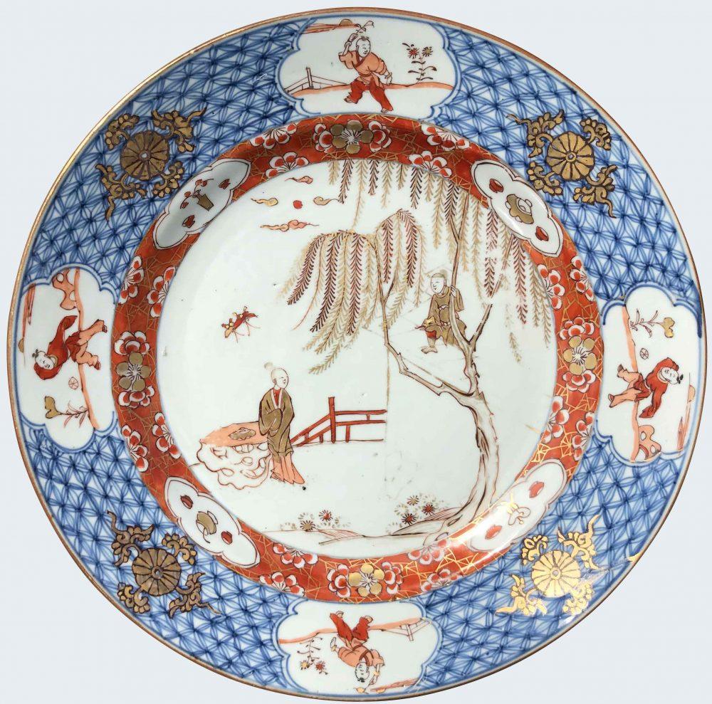 Porcelaine Fin du règgne de Kangxi (1662-1722), début du règne de Yongzheng (1723-1735), circa 1720/25, Chine