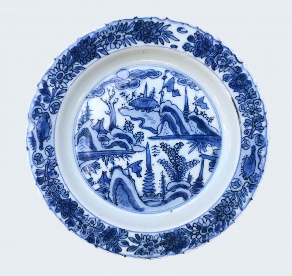 Porcelaine Ming - Fin du règne de Jiajing (1522-1566), Longqing (1567-1572) ou début du règne de Wanli (1573-1620)., Chine