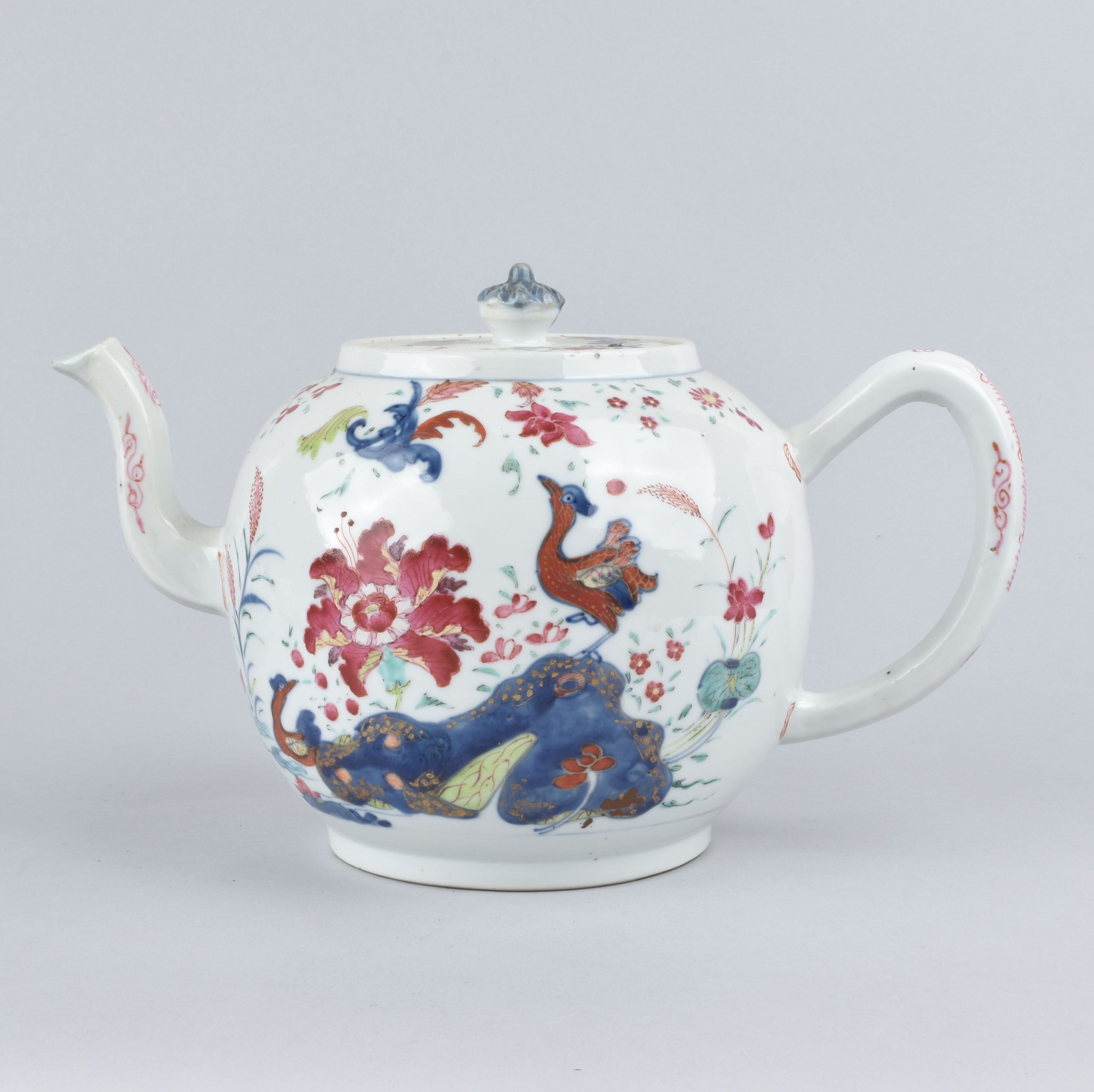 Porcelaine Qianlong (1735-1795), circa 1750-60, Chine